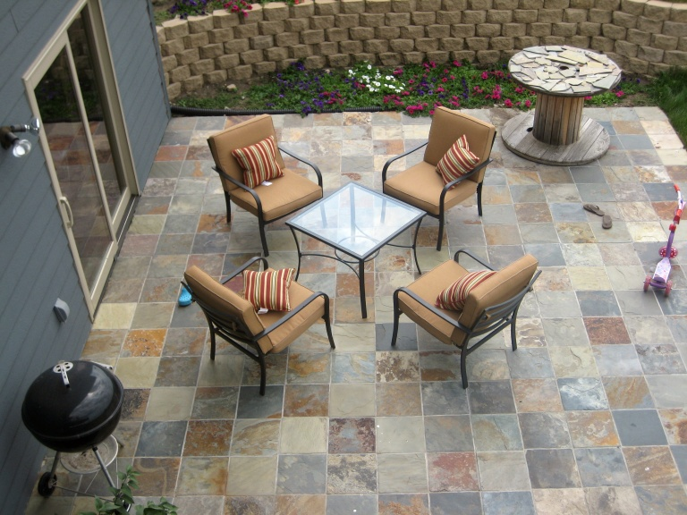 The Shortsale: Patio Makeover | jeanneplans
