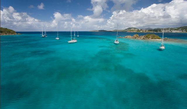 Island Time Boat St Thomas